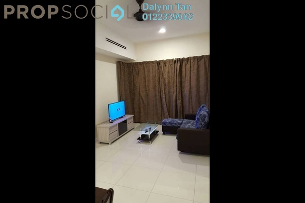 For Rent Condominium at Icon Residenz, Petaling Jaya Leasehold Fully Furnished 1R/1B 1.9k