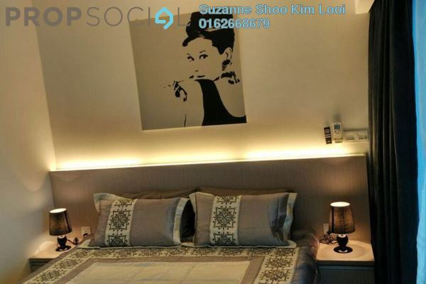 For Rent Condominium at Summer Suites, KLCC Leasehold Fully Furnished 1R/1B 2.3k