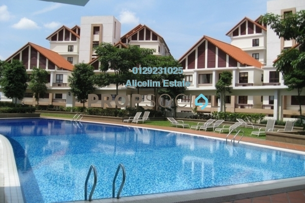 For Rent Condominium at Surian Condominiums, Mutiara Damansara Freehold Fully Furnished 3R/2B 2k