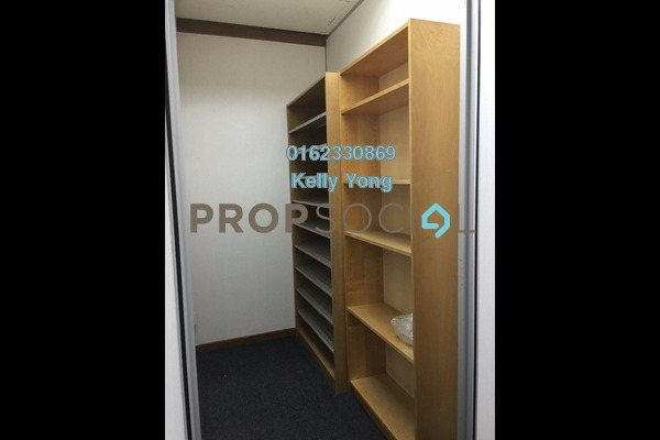 For Rent Office at Wisma Cosway, KLCC Freehold Semi Furnished 0R/0B 1.7k