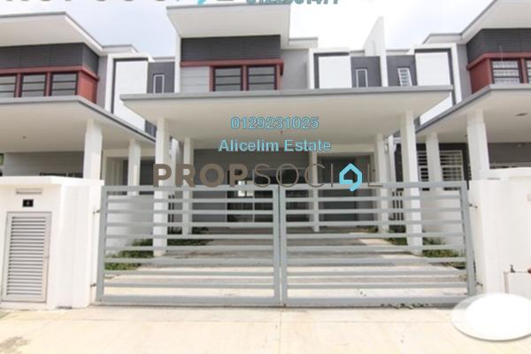 For Rent Terrace at Lake Garden Villas, Cahaya SPK Leasehold Semi Furnished 5R/5B 1.8k