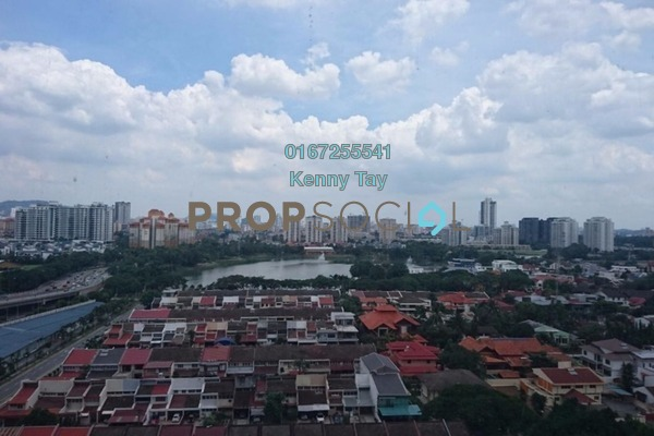 For Sale Condominium at M City, Ampang Hilir Freehold Semi Furnished 0R/1B 630k