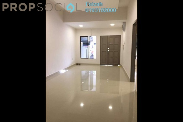 For Sale Terrace at SS7, Kelana Jaya Freehold Semi Furnished 4R/2B 748k