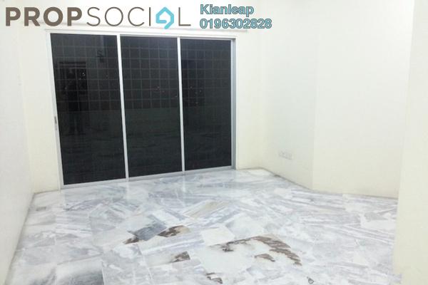 For Sale Apartment at Taman Bukit Kenangan, Kajang Freehold Semi Furnished 3R/2B 185k