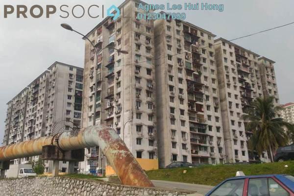 For Sale Apartment at Taman Setapak Indah, Setapak Leasehold Unfurnished 3R/1B 215k