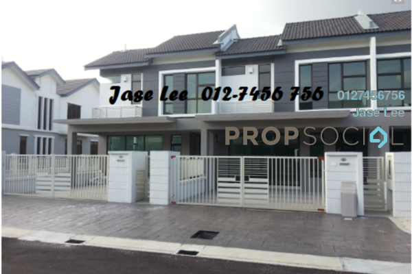 For Sale Condominium at Lakeside Residences, Puchong Leasehold Semi Furnished 4R/4B 996k