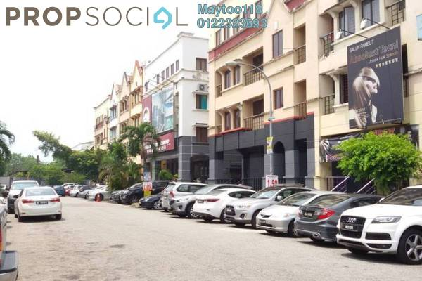 For Sale Office at Taman Kasturi, Cheras South Freehold Semi Furnished 0R/0B 270k