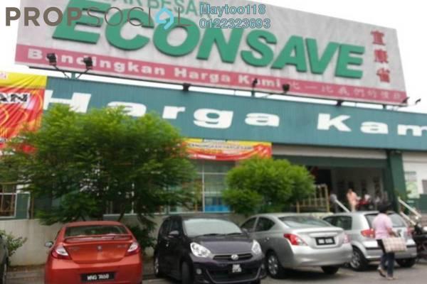 For Rent Shop at Reko Sentral, Kajang Freehold Semi Furnished 0R/0B 2.8k