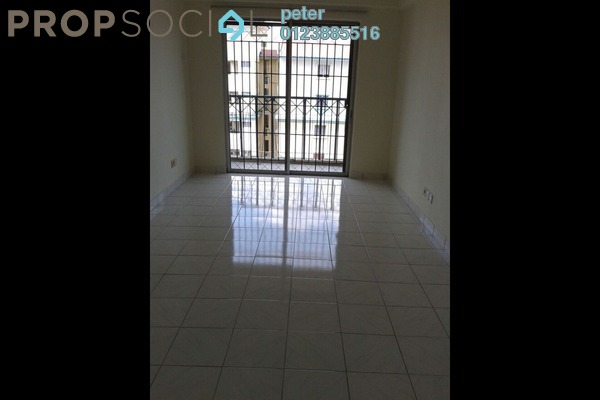 For Sale Condominium at Arena Green, Bukit Jalil Freehold Unfurnished 3R/2B 360k