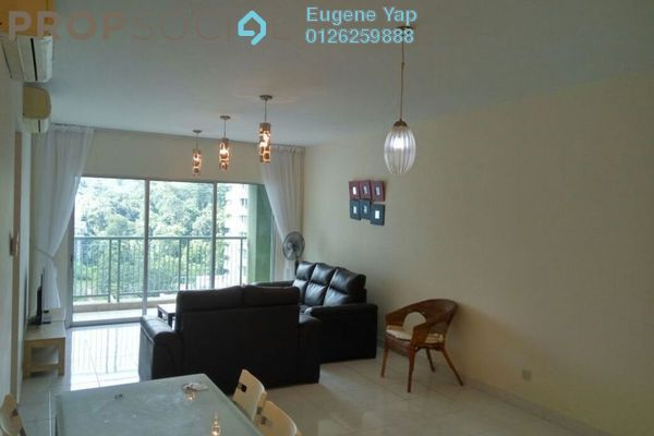 For Sale Condominium at Kiara Designer Suites, Mont Kiara Freehold Fully Furnished 3R/2B 750k