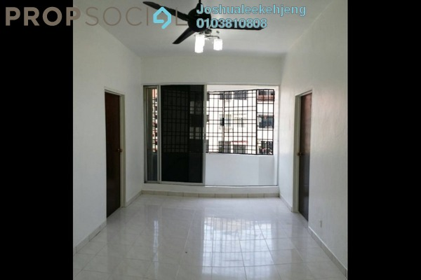 For Rent Apartment at Halaman Cendana, Bayan Baru Leasehold Semi Furnished 3R/2B 1k