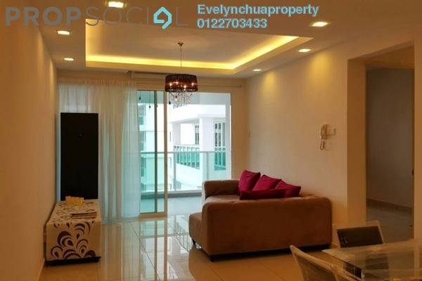 For Rent Condominium at The Regina, UEP Subang Jaya Leasehold Semi Furnished 4R/3B 2k