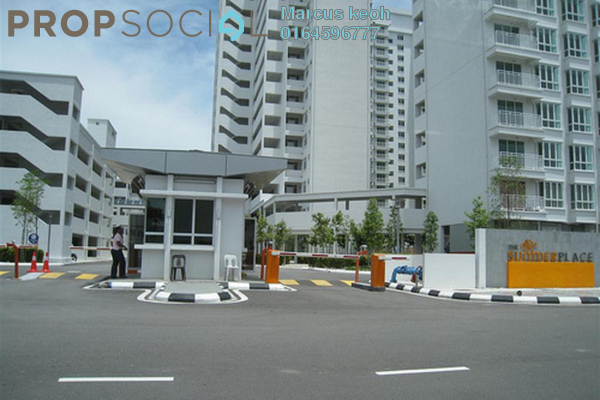 For Rent Condominium at Summer Place, Jelutong Leasehold Fully Furnished 3R/2B 2.2k