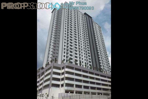 For Rent Condominium at Sierra Residences, Sungai Ara Freehold Unfurnished 3R/2B 1.05k