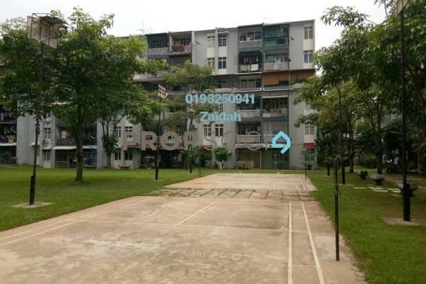 For Sale Apartment at Mahsuri Apartment, Setiawangsa Freehold Unfurnished 2R/1B 350k