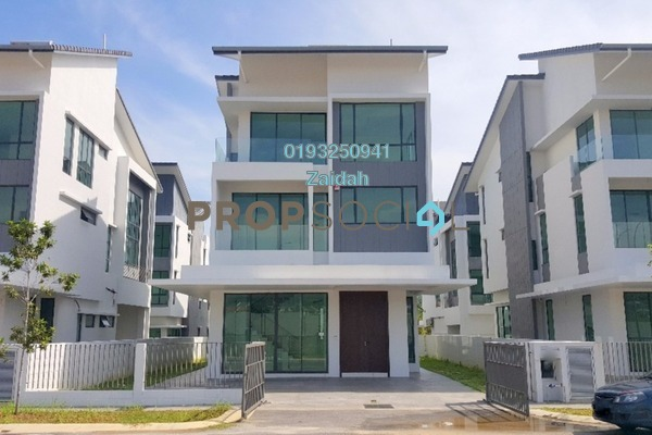 For Sale Bungalow at Bandar Puncak Alam, Kuala Selangor Leasehold Unfurnished 5R/7B 1.6m
