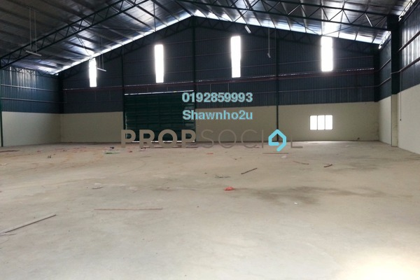 For Rent Factory at Kampung Baru Sungai Buloh, Sungai Buloh Leasehold Unfurnished 0R/2B 9k