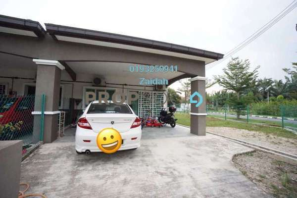 For Sale Terrace at Taman Dato Hormat, Telok Panglima Garang Leasehold Unfurnished 4R/2B 400k