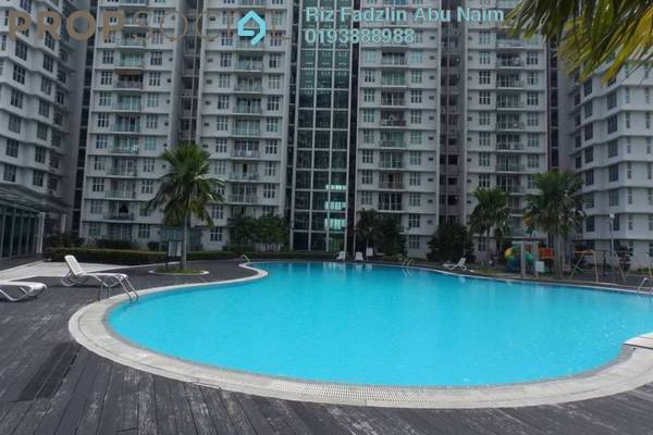 For Sale Condominium at USJ One Avenue, UEP Subang Jaya Leasehold Semi Furnished 3R/2B 590k