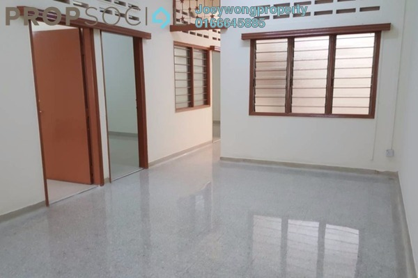 For Rent Terrace at SS1, Petaling Jaya Freehold Semi Furnished 4R/2B 1.8k