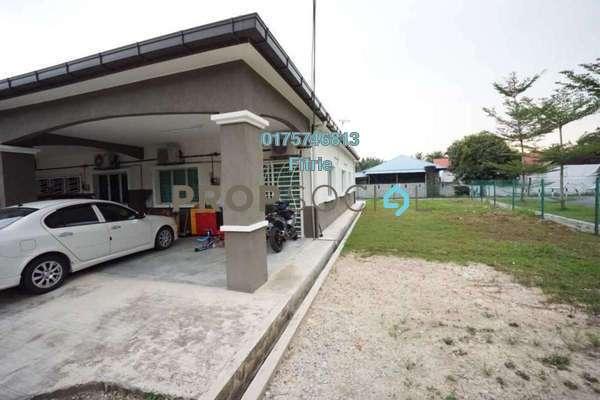 For Sale Terrace at Taman Dato Hormat, Telok Panglima Garang Leasehold Semi Furnished 4R/2B 400k