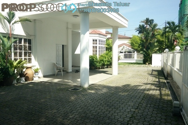 For Sale Bungalow at Taman Tasik Titiwangsa, Titiwangsa Freehold Unfurnished 6R/7B 4.3m