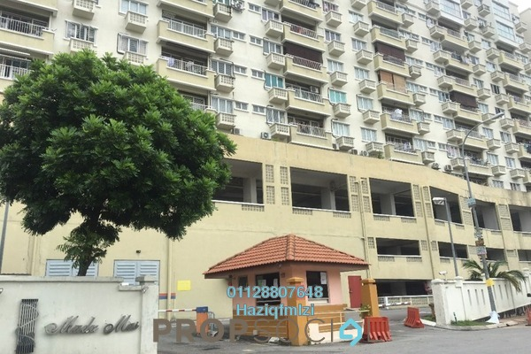 For Rent Apartment at Madu Mas, Setapak Leasehold Semi Furnished 4R/2B 1.4k