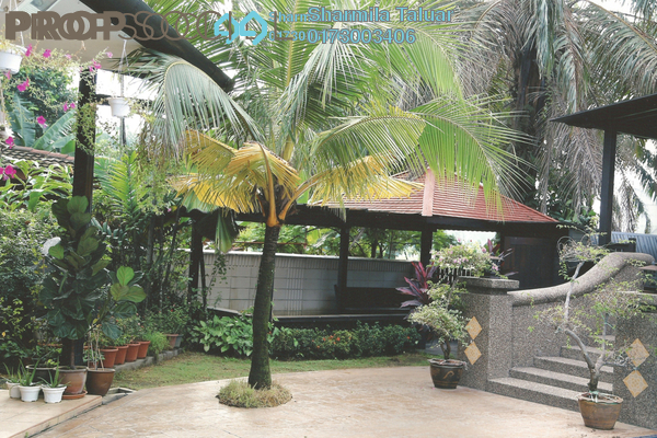 For Sale Bungalow at Taman Tasik Titiwangsa, Titiwangsa Freehold Unfurnished 4R/6B 5.5m