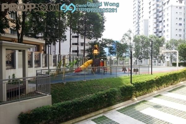 For Sale Condominium at Covillea, Bukit Jalil Freehold Semi Furnished 3R/2B 850k
