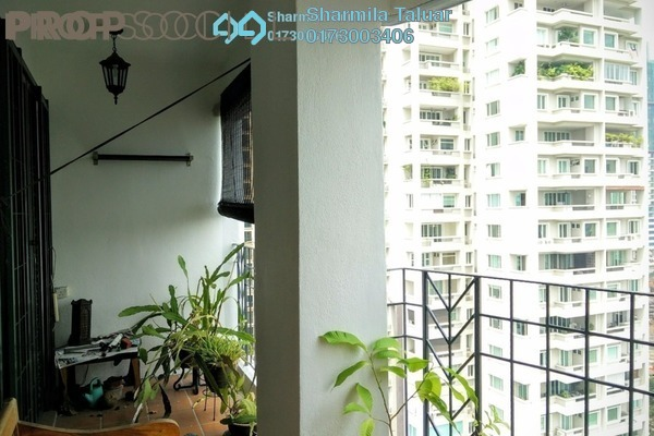 For Sale Condominium at Lanai Kiara, Mont Kiara Freehold Unfurnished 3R/2B 799k
