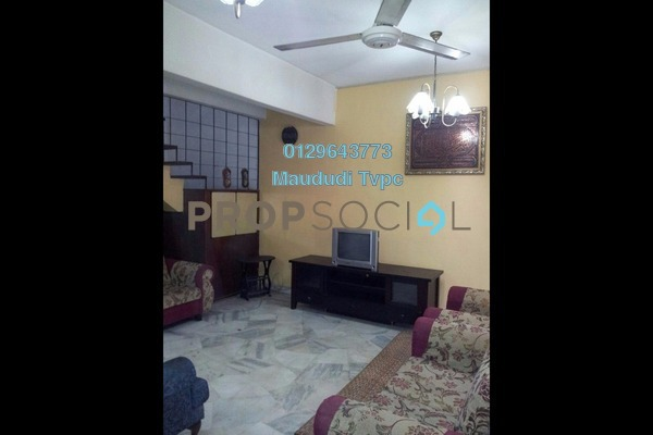 For Sale Terrace at PJS 9, Bandar Sunway Leasehold Unfurnished 4R/3B 900k