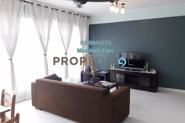 For Rent Condominium at The Saffron, Sentul Freehold Fully Furnished 3R/3B 2.6k