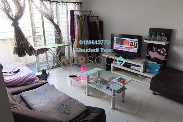 For Sale Apartment at Alam Prima, Shah Alam Freehold Semi Furnished 3R/2B 320k