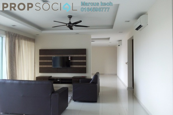 For Rent Condominium at Central Park, Green Lane Freehold Fully Furnished 4R/3B 3k