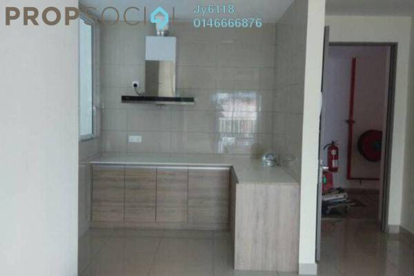 For Rent Condominium at The Loft @ ZetaPark, Setapak Freehold Fully Furnished 3R/4B 2.8k