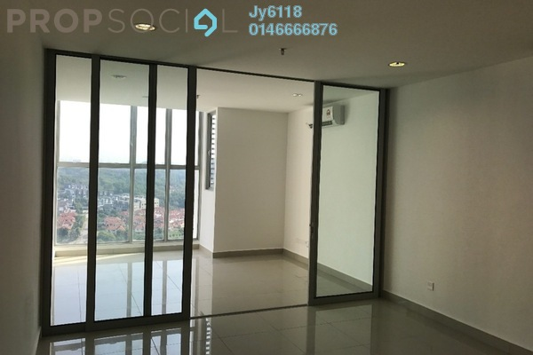 For Rent Condominium at 3 Elements, Bandar Putra Permai Freehold Semi Furnished 1R/1B 950translationmissing:en.pricing.unit