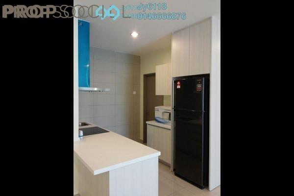 For Rent Condominium at The Loft @ ZetaPark, Setapak Leasehold Semi Furnished 3R/2B 2.2k