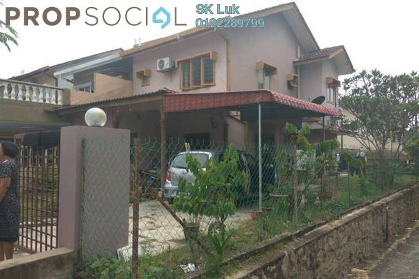 For Sale Terrace at Taman Bukit Rawang Jaya, Rawang Freehold Unfurnished 3R/3B 520k