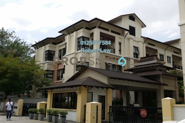 For Rent Condominium at 325 Persiaran Ritchie, Ampang Hilir Freehold Semi Furnished 5R/5B 9k