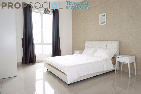 For Rent Condominium at Summerton Condominium, Bayan Indah Freehold Fully Furnished 3R/2B 3k