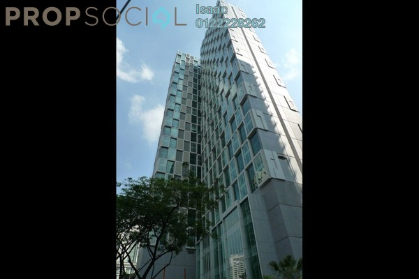 For Sale Shop at Soho Suites, KLCC Freehold Semi Furnished 0R/0B 850k