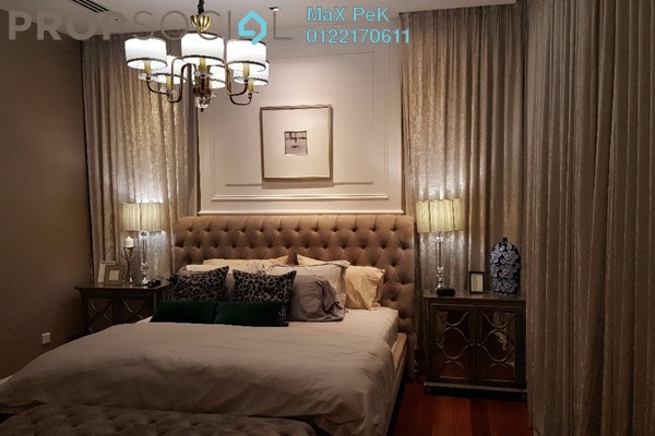 For Sale Condominium at The Manor, KLCC Freehold Semi Furnished 2R/2B 1.51m