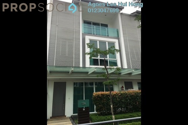 For Sale Villa at Villa Pines, Segambut Freehold Fully Furnished 6R/6B 2.18m
