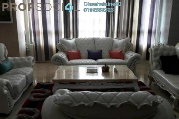 For Rent Condominium at The CapSquare Residences, Dang Wangi Freehold Fully Furnished 4R/5B 5k