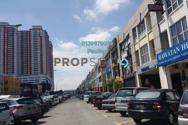For Rent Shop at USJ 21, UEP Subang Jaya Freehold Unfurnished 0R/2B 3.3k