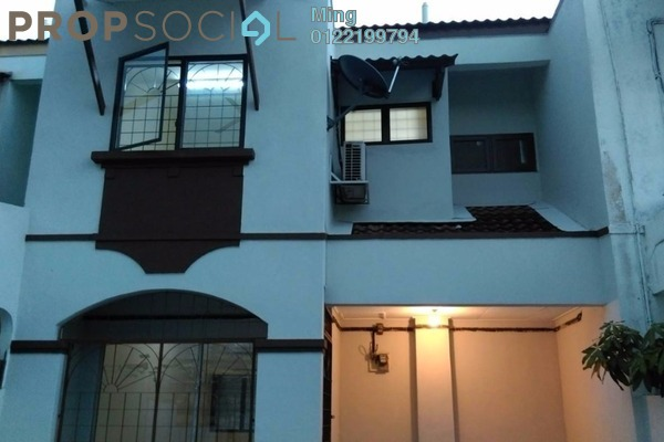 For Rent Terrace at USJ 6, UEP Subang Jaya Freehold Unfurnished 3R/2B 1.2k