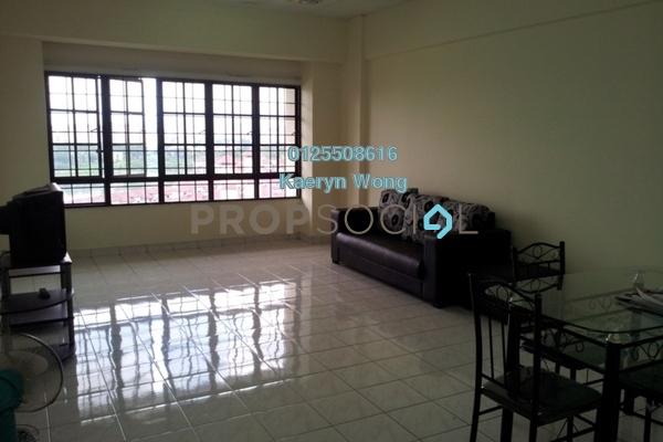 For Sale Condominium at Bayu Tasik 2, Bandar Sri Permaisuri Freehold Semi Furnished 3R/2B 418k
