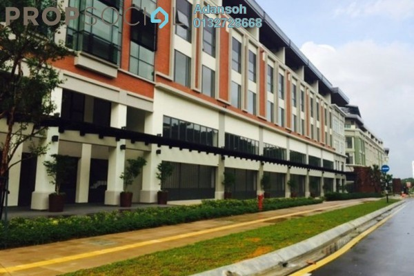 For Rent Office at Plaza Arcadia, Desa ParkCity Freehold Unfurnished 1R/1B 10.9k