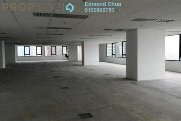 For Rent Office at Mercu Mustapha Kamal, Damansara Perdana Freehold Semi Furnished 0R/0B 15.2k