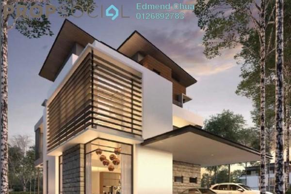 For Sale Bungalow at Long Branch Residences @ HomeTree, Kota Kemuning Freehold Unfurnished 5R/7B 2.55m